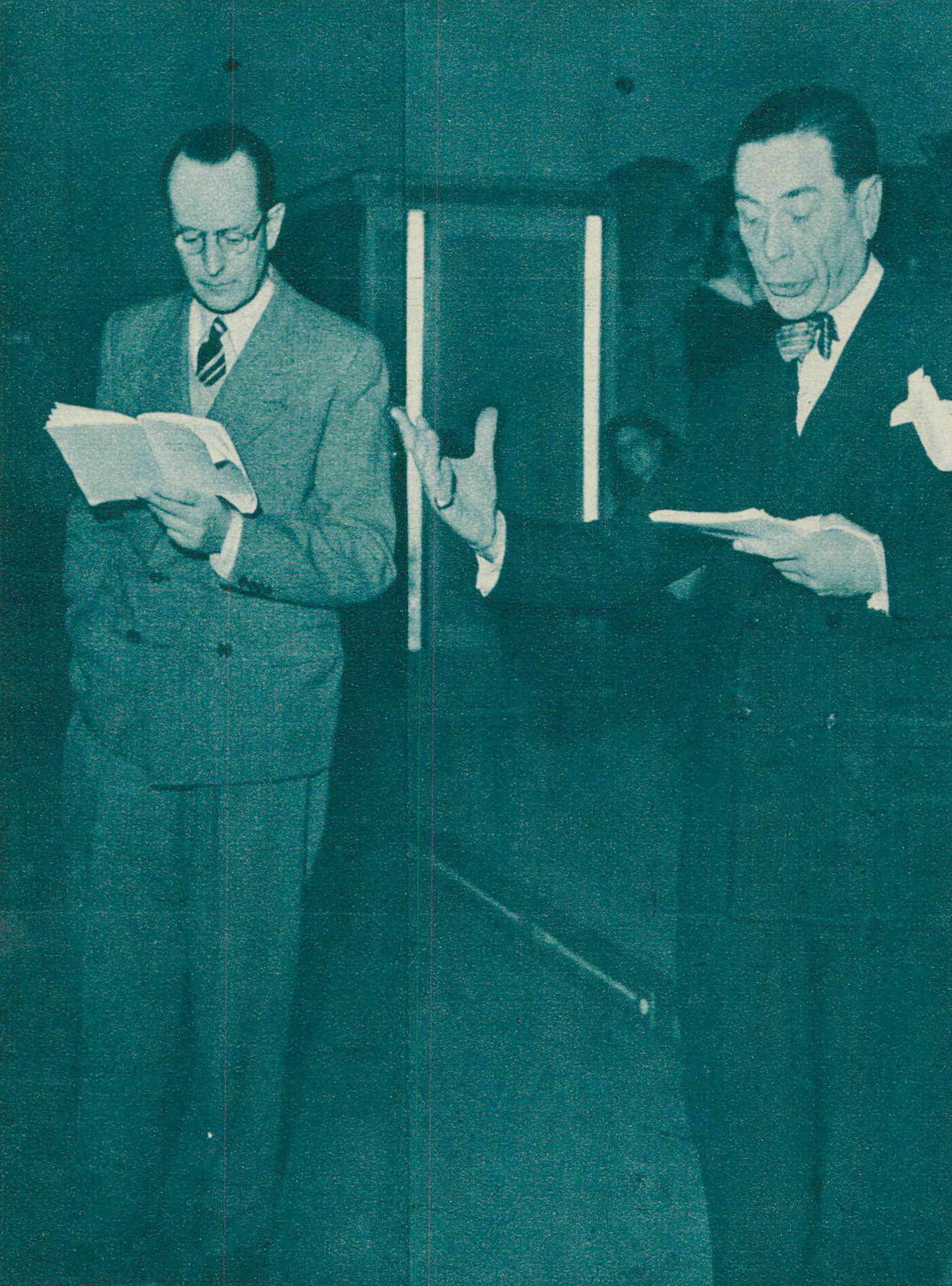 William AGUET, Le Diable, Alexandre BLANC, L`Homme