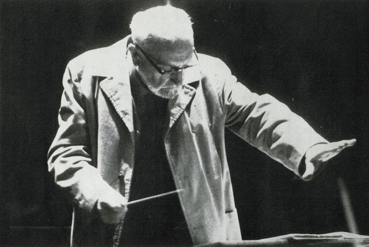 Ernest ANSERMET, date ??, Fotostudio Altaffer Zürich