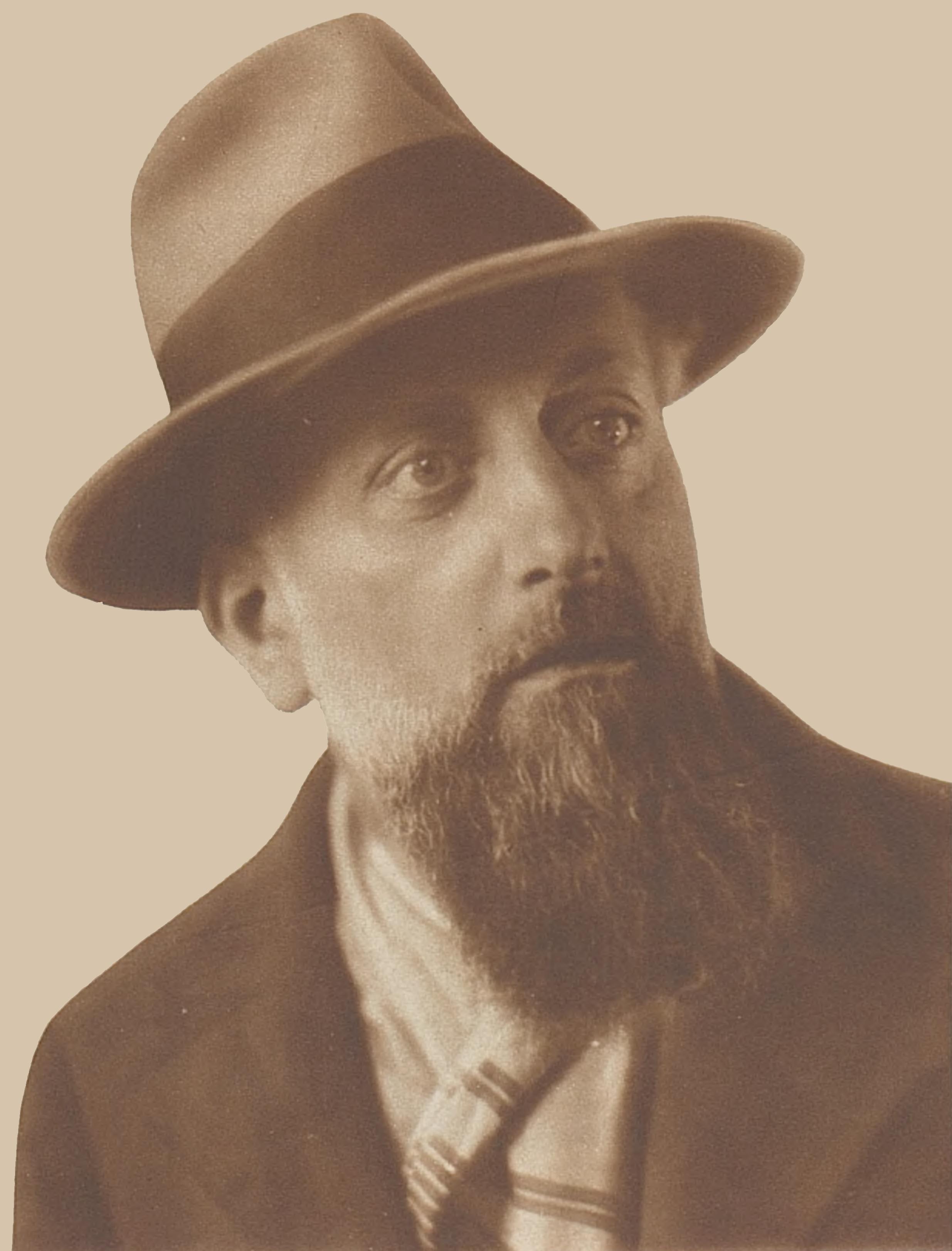 Un portrait d' Ernest Ansermet fait par Photo F.H. Jullien, publié entre autres dans la revue L'Illustré du 6 octobre 1932, No 41 en page 1214