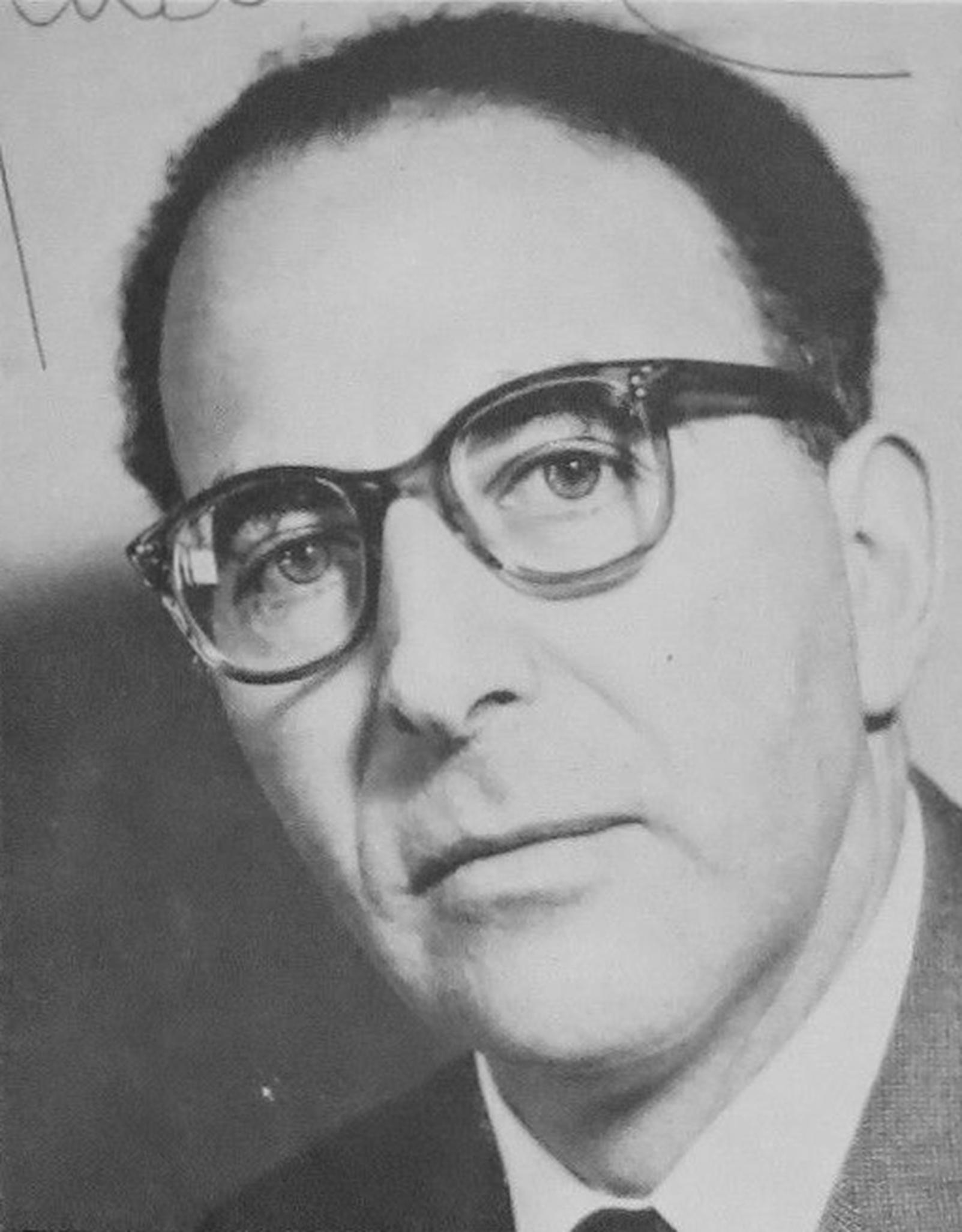 Samuel BAUD-BOVY en 1964