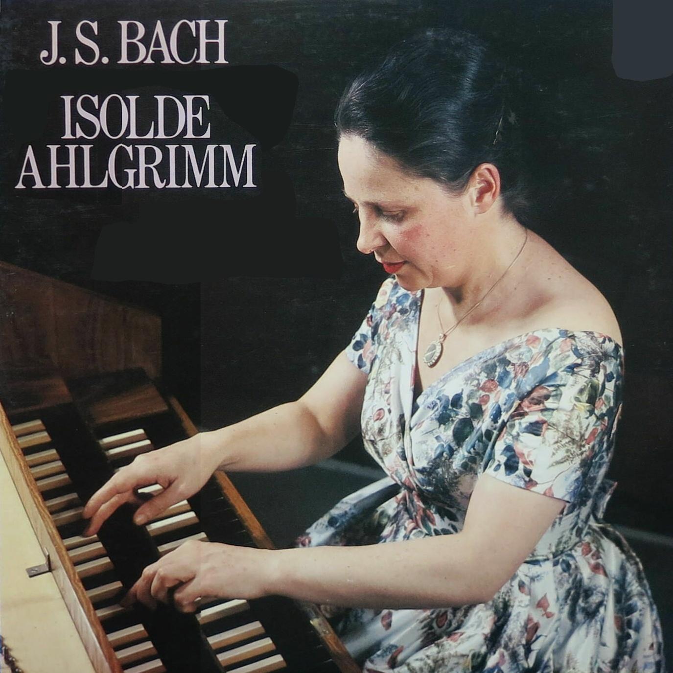 Isolde Ahlgrimm, photo de presse Philips