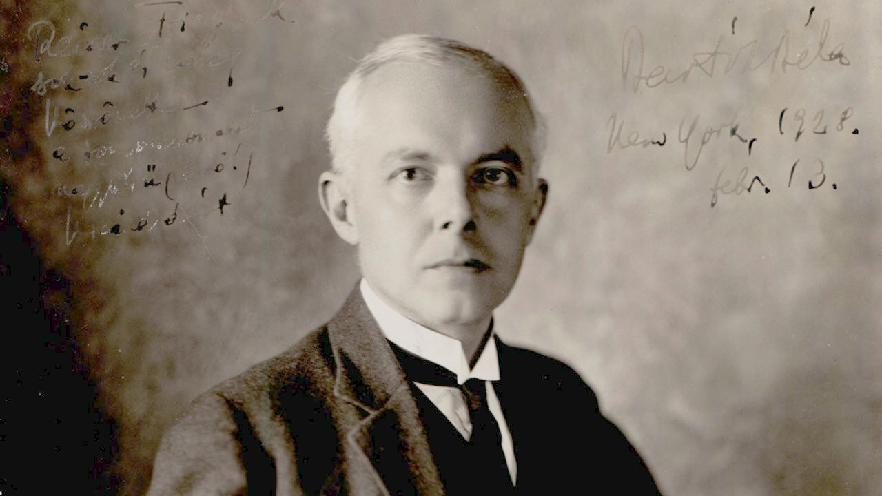 Bela Bartok vers 1928, photographe ??