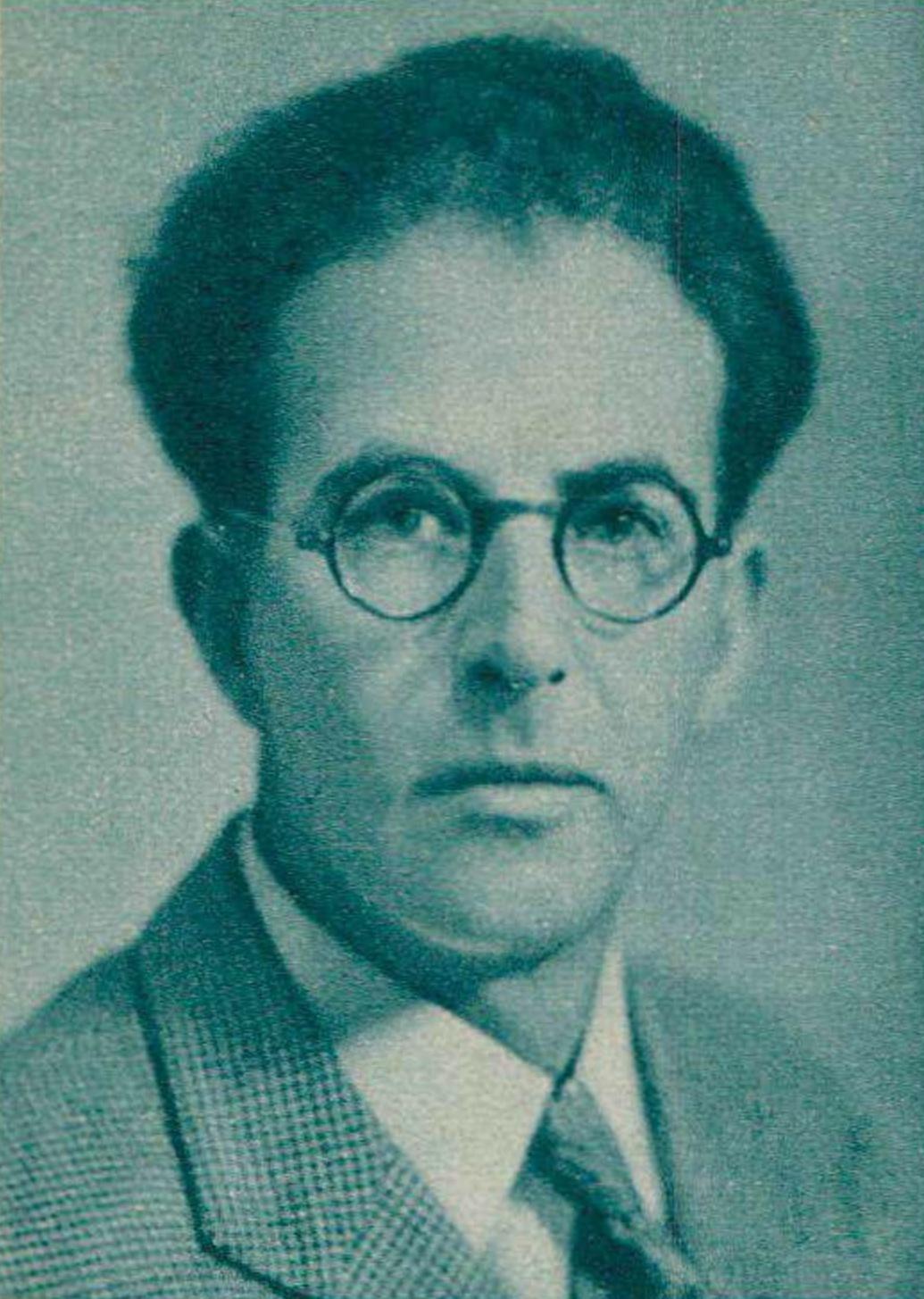 Samuel BAUD-BOVY, début des années 1940, Jean Boissonas, photographe, Genève, cliquer pour une vue agrandie