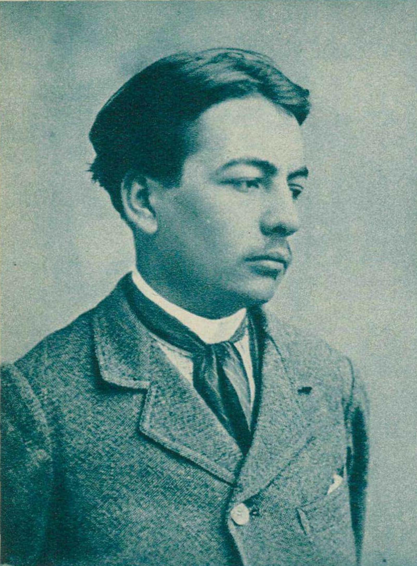 Charles CHAIX en 1901