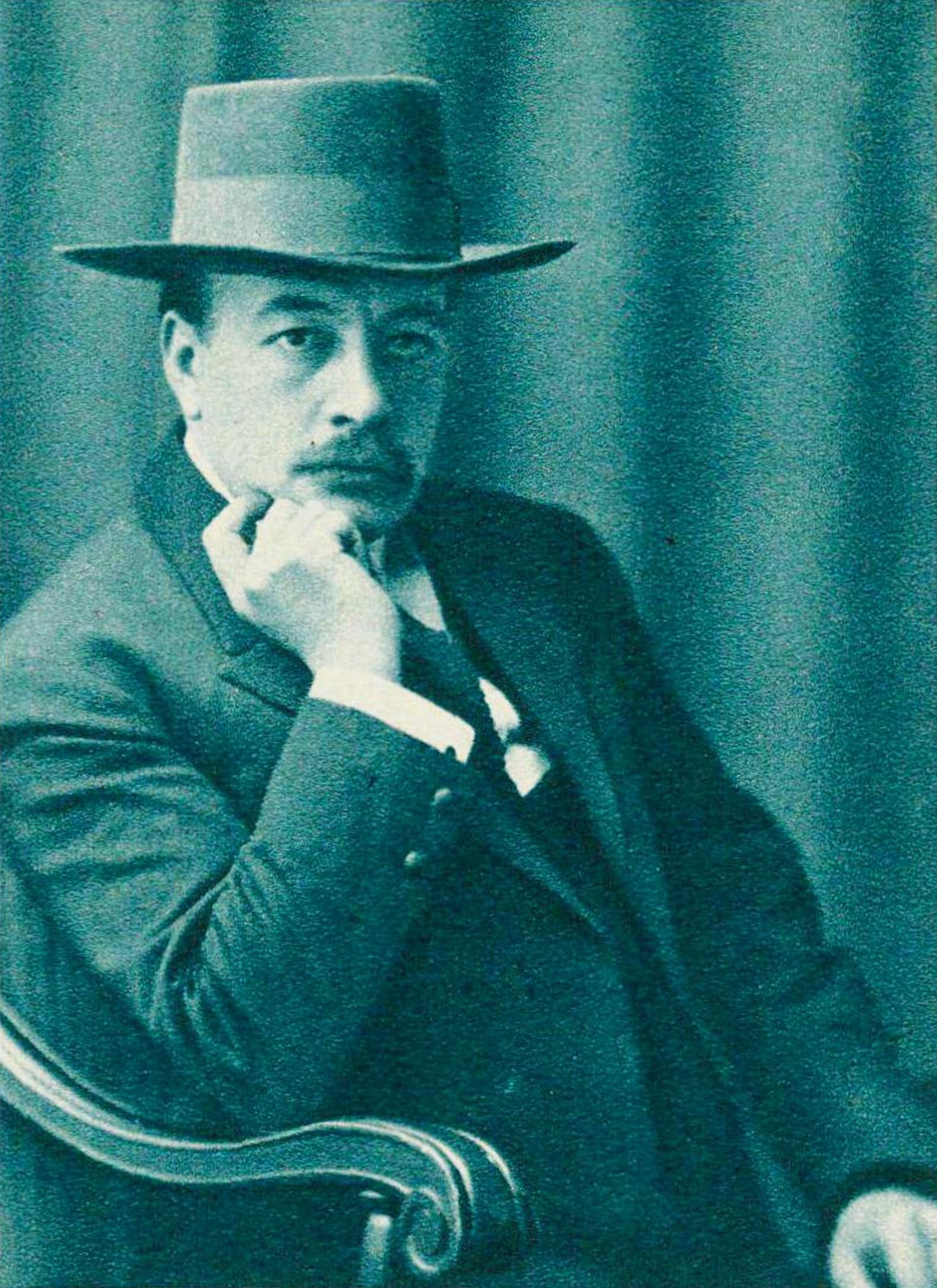 Charles CHAIX, env. 1923