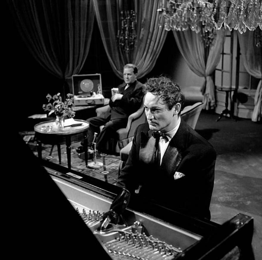 Georges CZIFFRA, cité du film Bernard Gavoty / INA «Les grands interprètes» publié en 1963, Cliquer sur la photo pour une vue agrandie et quelques infos
