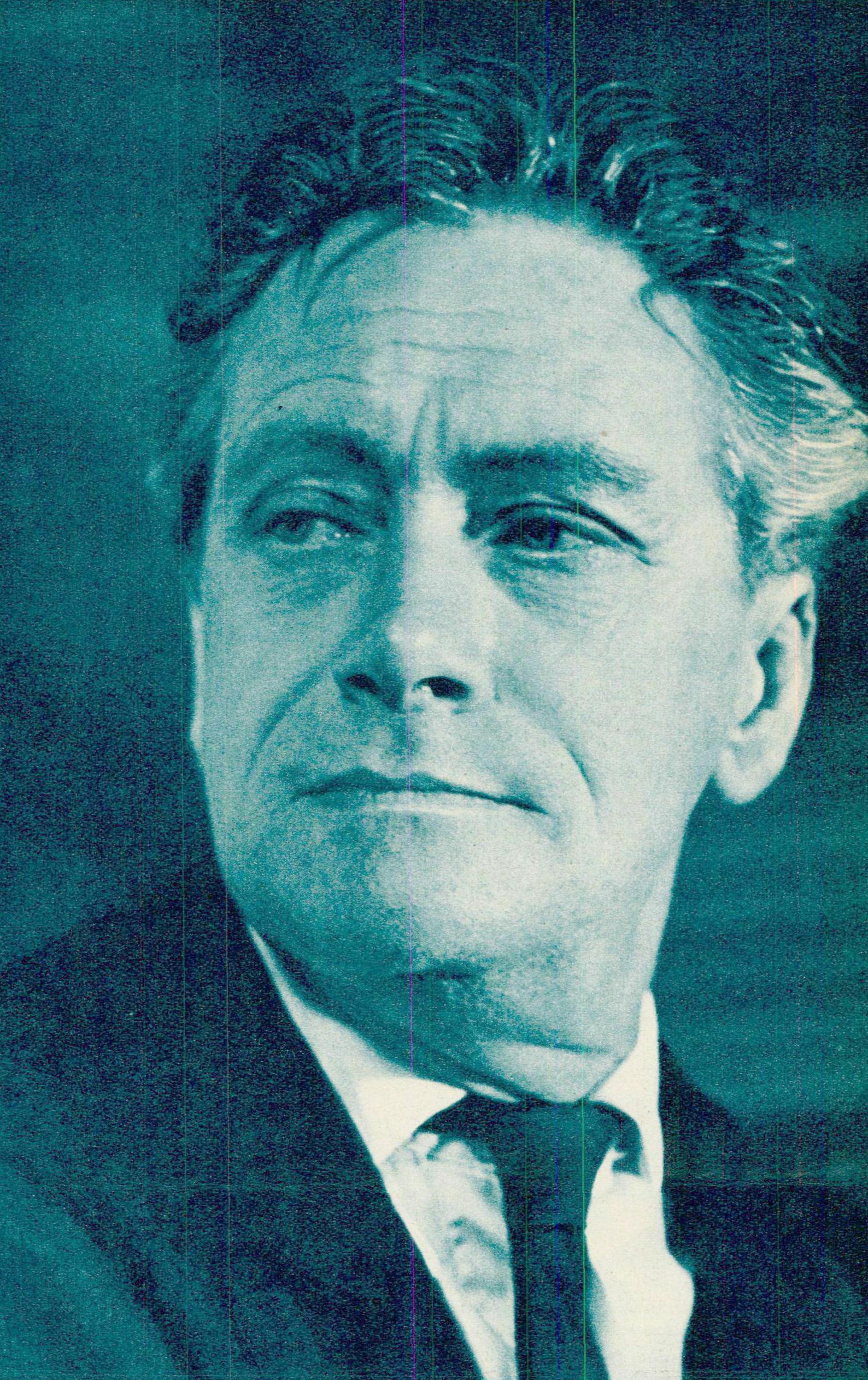 Victor DESARZENS, 1961, un portrait fait par J.Thévoz