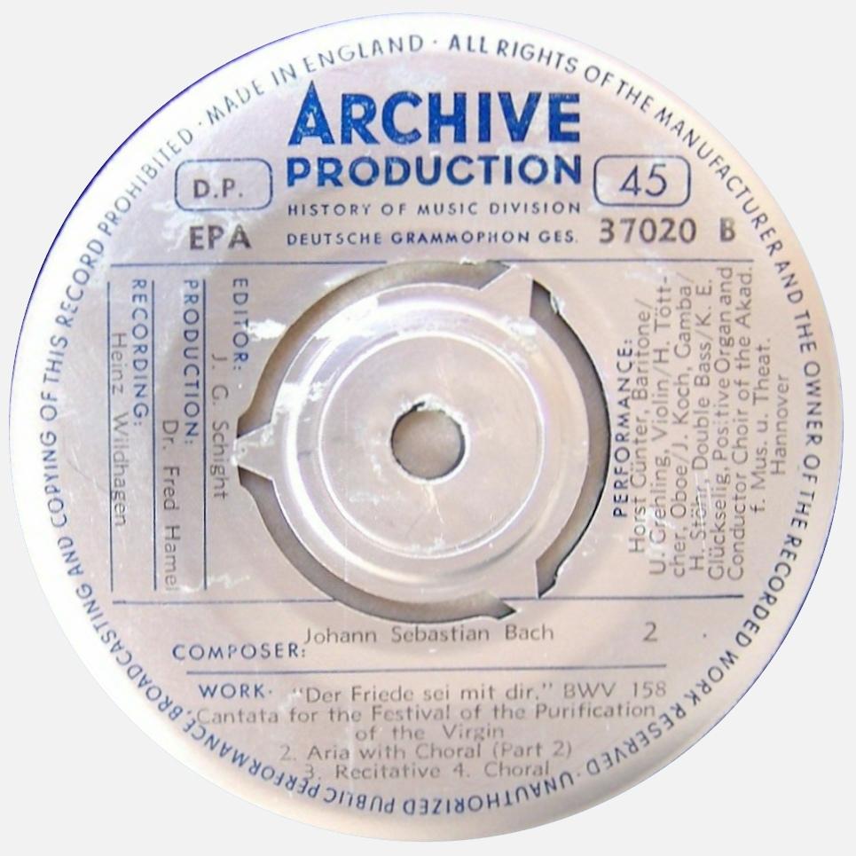 Archiv Produktion EPA 37020, Cliquer sur la photo pour une vue agrandie et les références