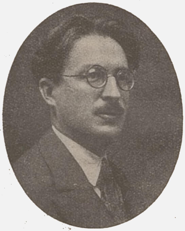 Louis FOURESTIER vers 1931, cliquer pour une vue agrandie et quelques informations