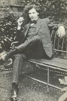 Le jeune Arthur HONEGGER