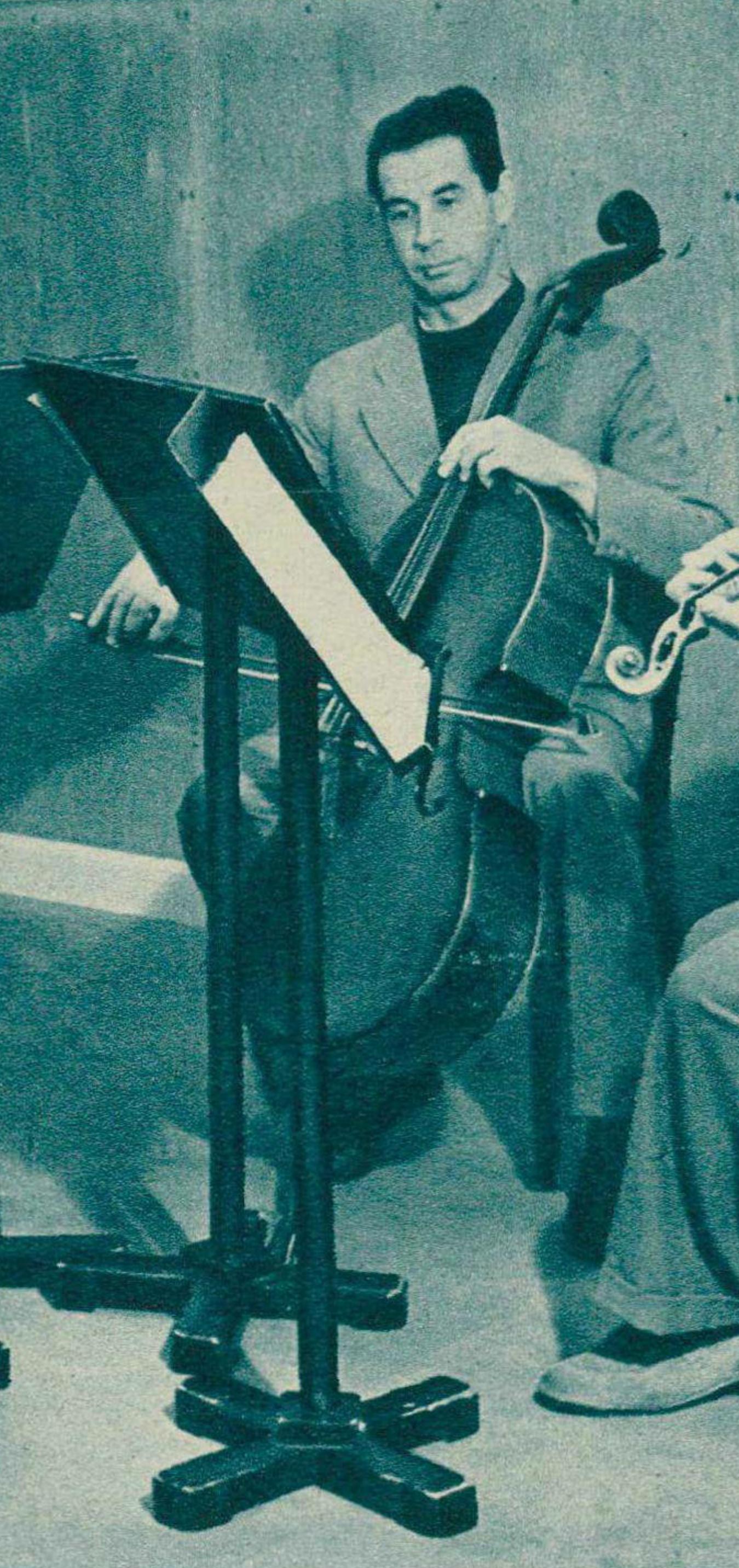 Henri HONEGGER en 1947, cliquer pour voir un agrandissement