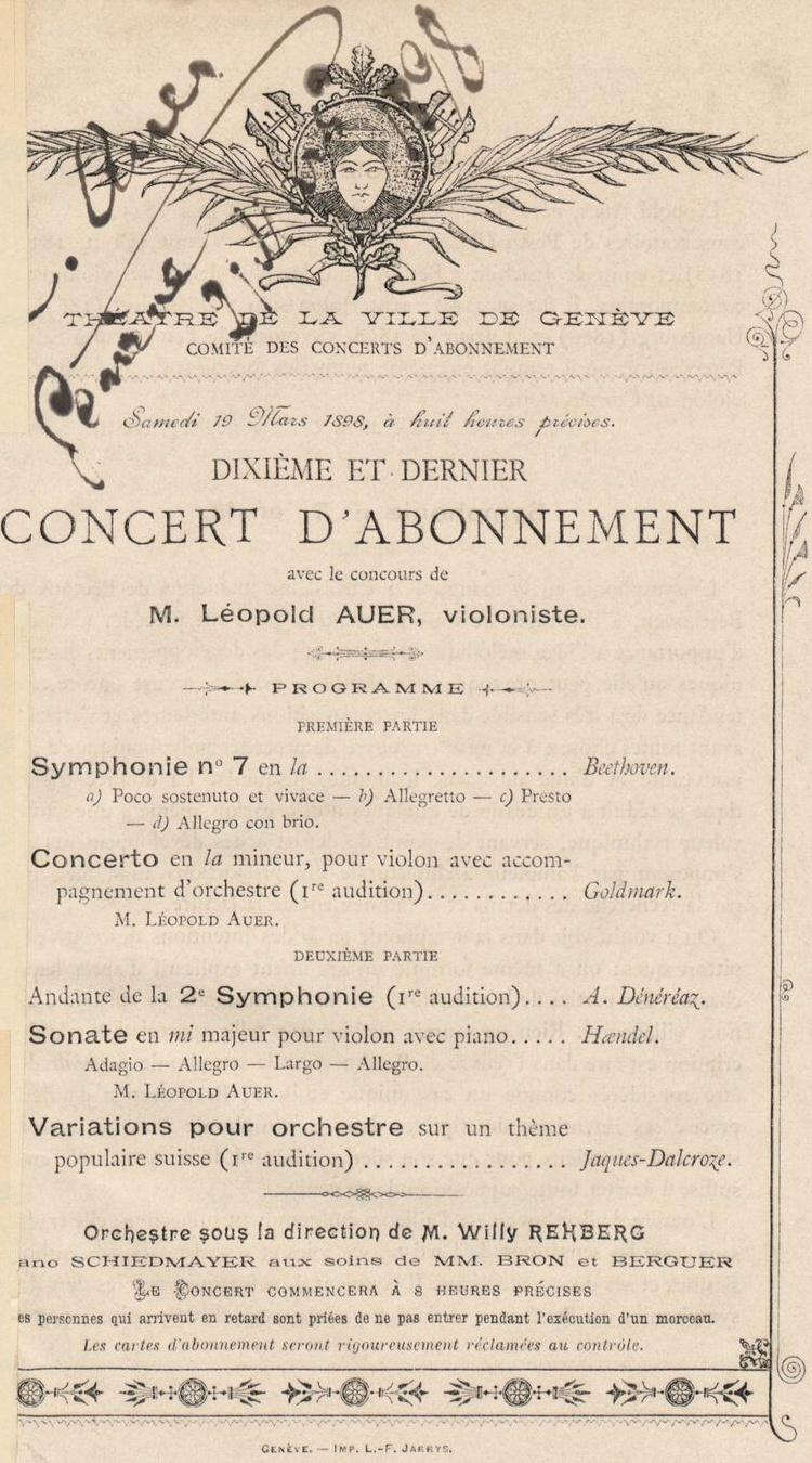 Cité du programme publié sur la page http://onstage.rism-ch.org/source/CH_Gc_prg_05-0205 du site ONSTAGE, collection du Conservatoire de Genève