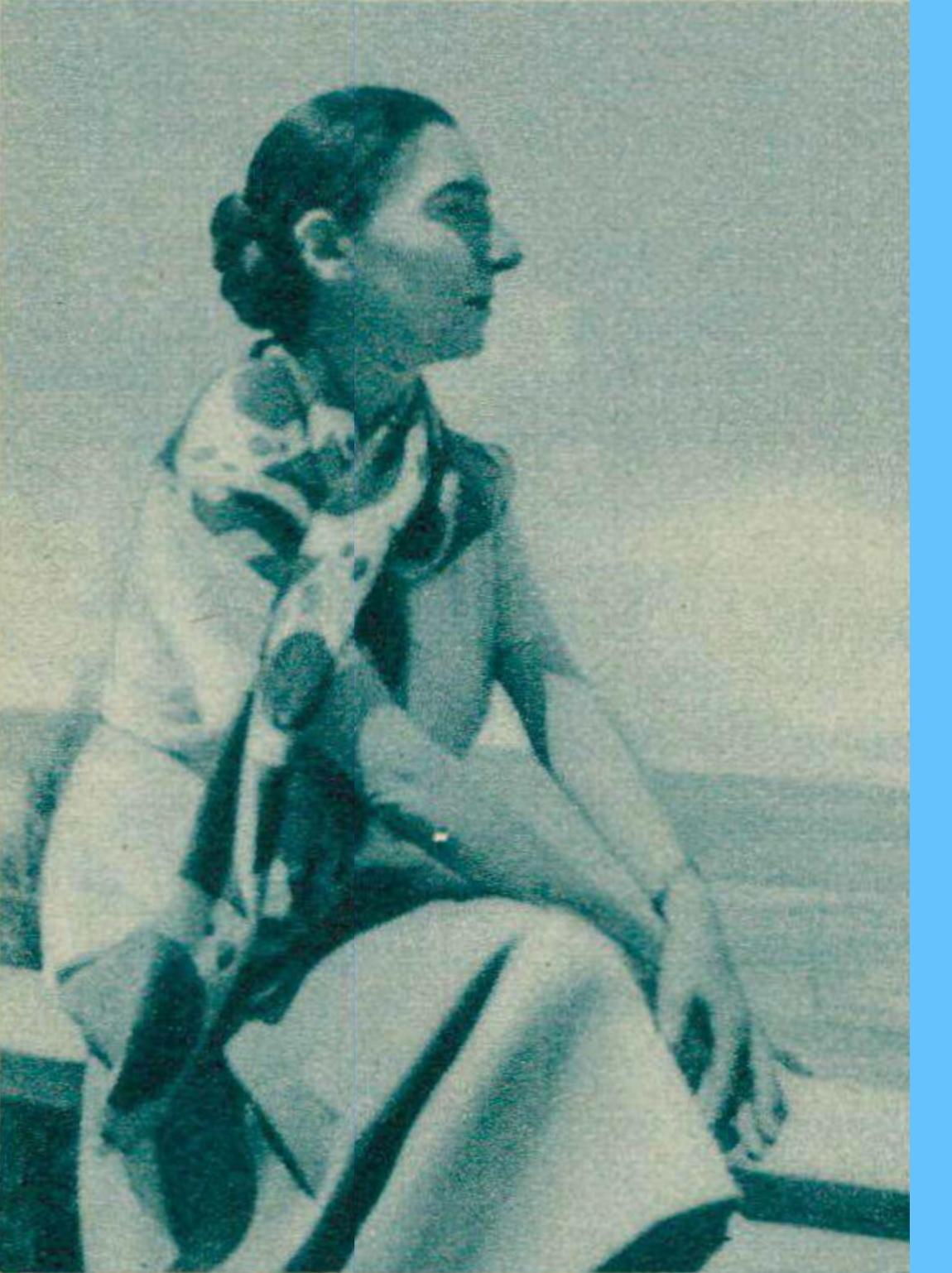 Wanda Landowska, Le Radio, 16 juillet 1937, page 1187