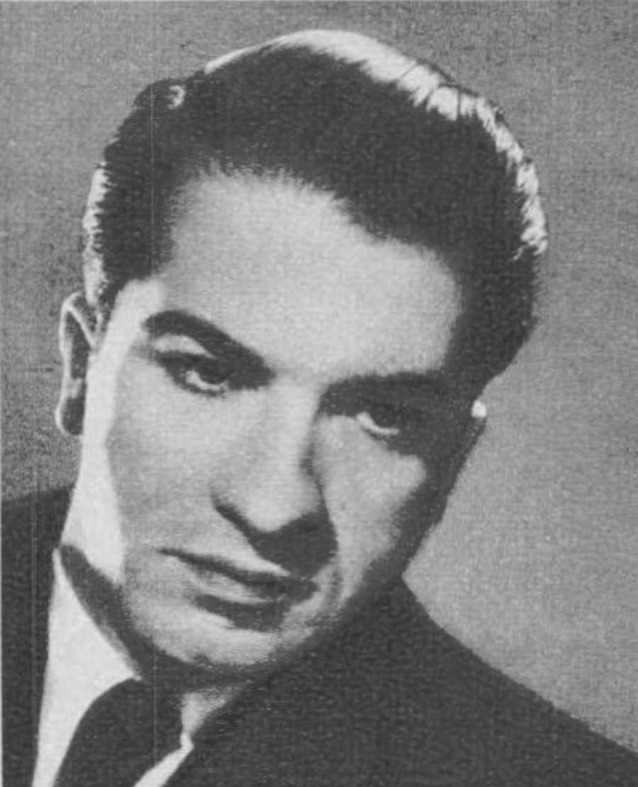 Ruggiero RICCI, un portrait publié dans la revue Radio TV Je vois tout du 14 février 1963, No 7, page 43, cliquer pour plus d'infos