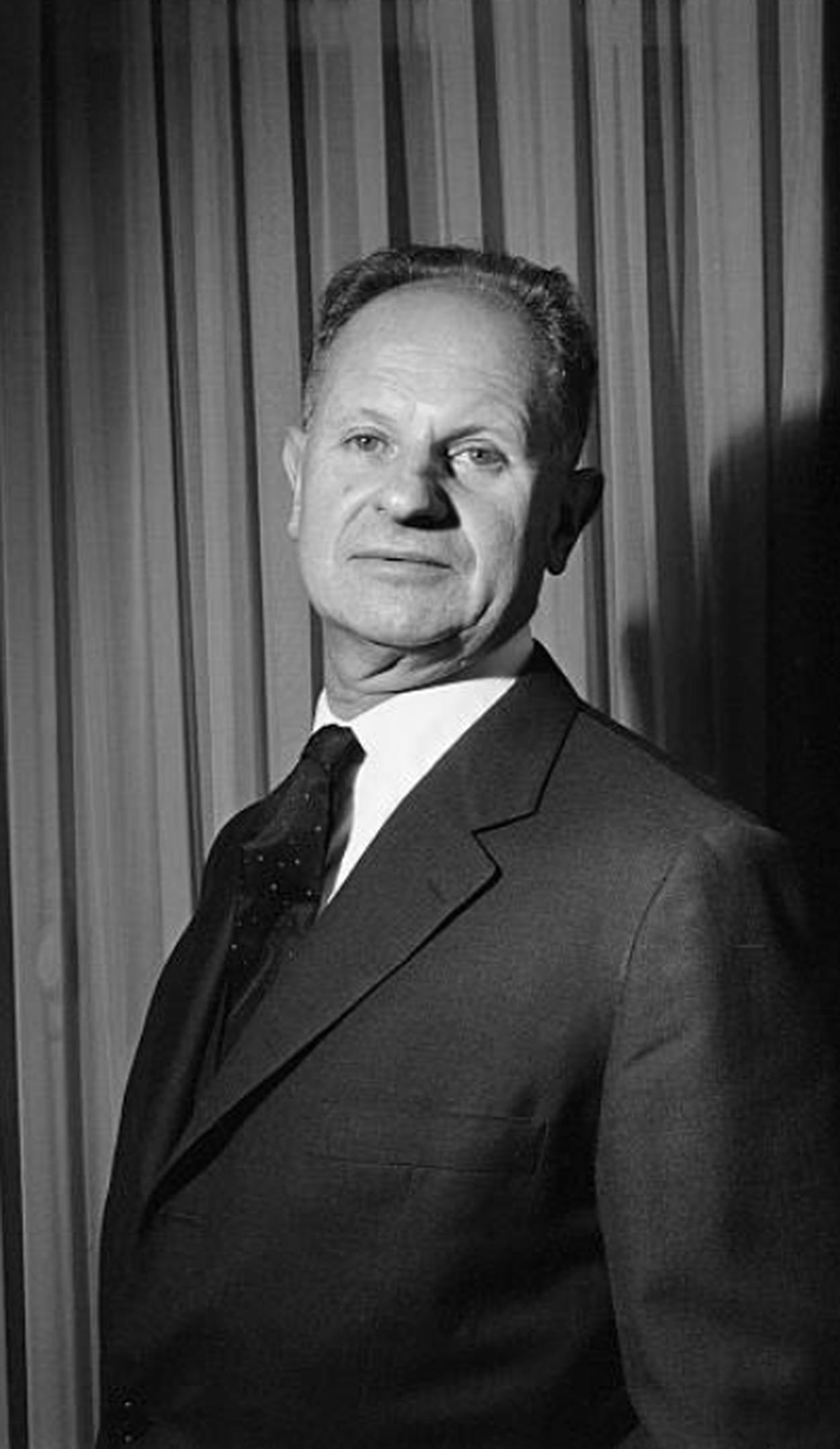 Manuel ROSENTHAL, cité d'un portrait fait par Louis Joyeux / INA en 1962, Cliquer sur la photo pour une vue agrandie et quelques infos