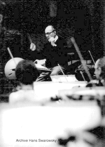Hans SWAROWSKY vers 1965, Cliquer sur la photo pour voir l'original et ses références