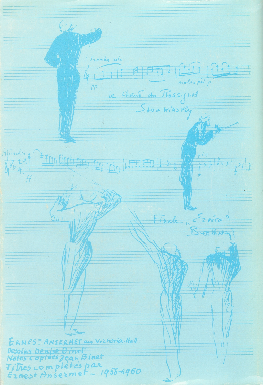Claude TAPPOLET, «La vie musicale à Genève au vingtième siècle», Georg Éditeurs Genève 1979, Cliquer sur la photo pour l'original et ses références