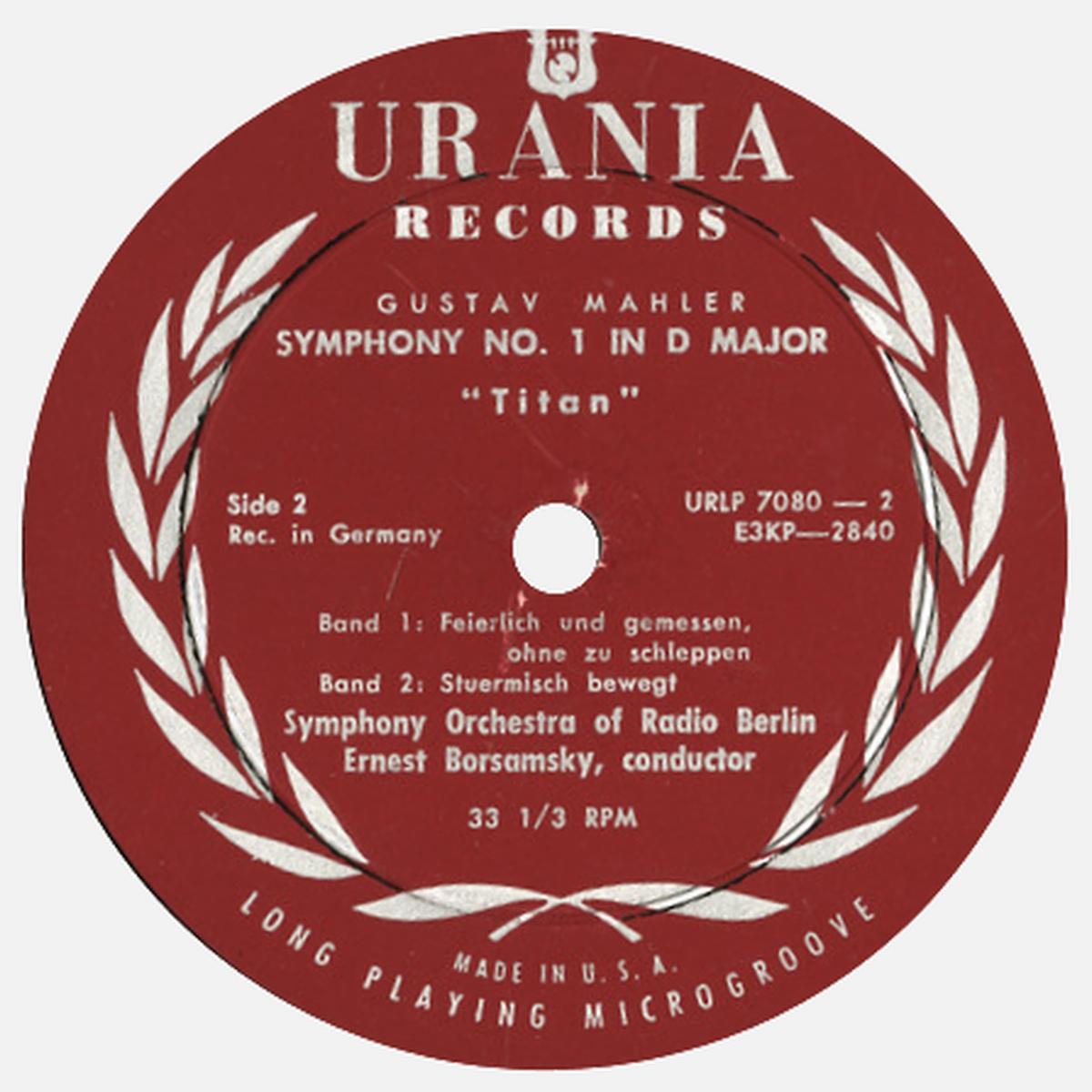 Urania URLP 7080