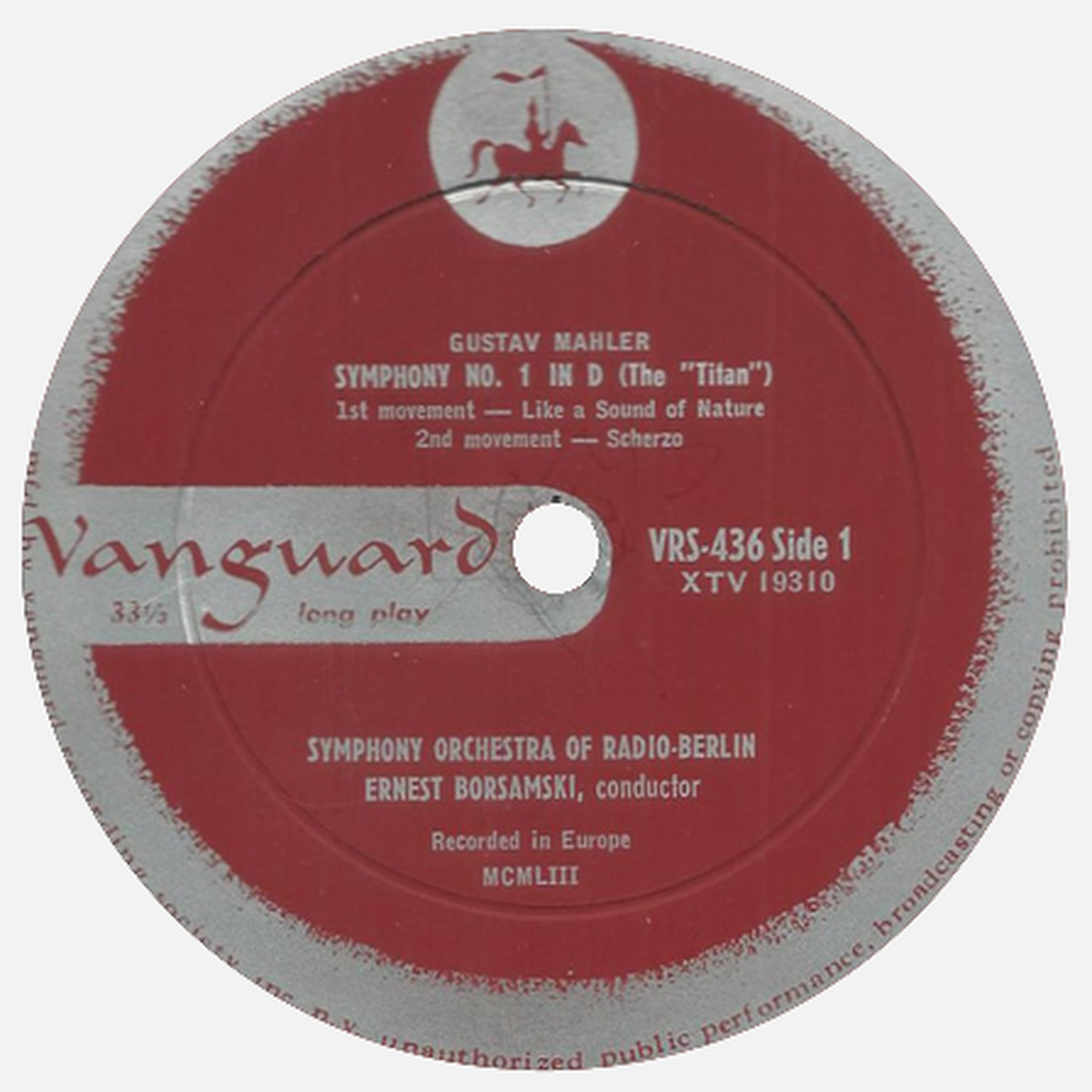 Vanguard VRS 436